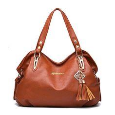 HJPHOEBAG new fashion High Products Luxury Handbag Tote ladies PU Leather  Hobo Shoulder Bag women Messenger Bags 6 colors Z-16 3cc8a062e497a