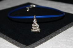 Boeddha van massief zilver.