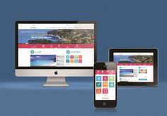 Proposition pour la création du site internet de la ville de Sainte Maxime dans le cadre d'un appel d'offre