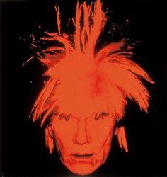 Page_SELF PORTRAIT, Artist_Andy Warhol, 1986, Techniques_silkscreen, Style_Pop art 현대미술의 거장 앤디 워홀은 팝 아트의 스타라 칭할 만 하다. 이 작품은 머리를 헝클어트린 채 정면을 응시하는 노년의 그의 모습을 담았으며 같은 모습에 배경색만 5가지 색으로 나뉜 작품들 중 하나이다. 강렬한 눈빛의 표정과 붉은색과 검정색의 대비가 인상적이다. 작가로 활동하는 내내 끊임없이 본인과 다른이의 자화상을 그려왔으며 이 작품은 그가 마지막으로 그린 작품으로 잘 알려져 있다.