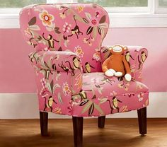 How To Design Girls Room. (I know this is used in a young girl's room, but I totally LOVE it!  Pinned by older woman)