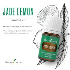 Pro tip: Use Jade Lemon to help remove stickiness or grease from surfaces ✨