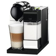 Nespresso EN520.W Lattissima Coffee Machine by De'Longhi #JLCook