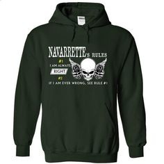 NAVARRETTE RULE\S Team .Cheap Hoodie 39$ sales off 50%  - #tshirt frases #unique hoodie. GET YOURS => https://www.sunfrog.com/Valentines/NAVARRETTE-RULES-Team-Cheap-Hoodie-39-sales-off-50-only-19-within-7-days.html?68278