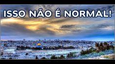 NOVOS SONS DE TROMBETA NO CÉU E NUVEM ESTRANHA - DESTA VEZ EM ISRAEL - I...