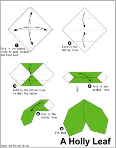 Google Image Result for http://www.en.origami-club.com/xmas/holly/holly/holly.gif