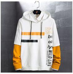 Waliicorner's Store #men #sweatshirt #style Mens Hoodies Winter 2020 New Fashion Japanese Streetwear Hip Hop Sweatshirt Men Women Yellow Hoodie Sweatshirts Male – Waliicorner's Store Stylish Hoodies, Cool Hoodies, Style Grunge, Soft Grunge, Goth Style, Hoodie Sweatshirts, Mens Designer Sweatshirts, Hoody, Hoodie Outfit