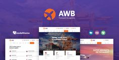 AWB - Transport & Logistics WordPress Theme ⠀ AWB is the latest WordPress Theme for Cargo Transportation websites, packed-up with niche functionalities and blocks, perfect for such companies. It comes on multiple micro transportantion ni. Transport Companies, Transport Logistics, Themes Themes, Cool Themes, Picture Company, Corporate Business, Premium Wordpress Themes, Transportation
