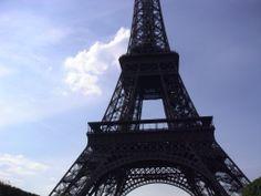 Tour d'Eiffel, Paris.
