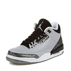 Mens Nike Air Jordan III Retro Wolf Grey for sale buy now  before they sell out!!!!