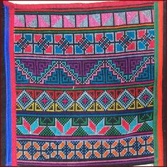 akha embroidery - Google Search