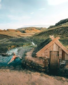 """6 Must-Visit Hot Springs in Iceland What's better than relaxing in a natural hot spring after a long cold day in Iceland? Take a dip into one of the many hot springs in Iceland.""""}, """"http_status"""": window. Places To Travel, Travel Destinations, Places To Visit, Travel Route, Island Travel, West Iceland, Reykjavik Iceland, Camping Iceland, Iceland Snow"""