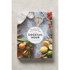 Anthropologie The New Cocktail Hour ($22) ❤ liked on Polyvore featuring home, kitchen & dining, white and anthropologie