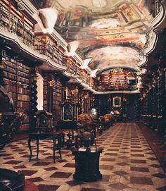 Klementinum Library