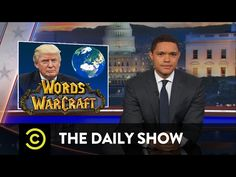 President Trump Tangles with Foreign Leaders: The Daily Show - YouTube