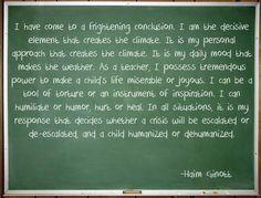 Blog over klasmanagement en tucht door @juf Tania