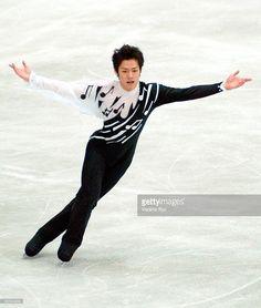 WM 2004, Dortmund; Kuer Maenner; Daisuke TAKAHASHI / JPN