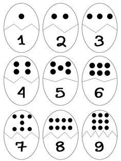 Back to School Number Matching - Kindergarten Math Centers Preschool Learning Activities, Preschool Activities, Teaching Kids, Kids Learning, Young Toddler Activities, Material Didático, Numbers Preschool, Kindergarten Math Worksheets, Montessori Activities