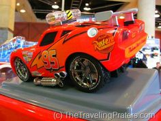 Create your own remote control car at RIDEMAKERZ® available in Downtown #Disney.
