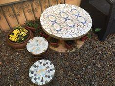 Mesinhas de mosaico