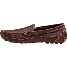 dd77055caa89 Men  s Bison Leather Driving Moccasins