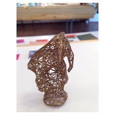"Something we liked from Instagram! Stefan Krische macht #3D Druck. ""As Occasion Demands"" aus Bronze #3dprinting #3ds #3dprinter #3dprint #print #bronze #elefant #3dmodeling #design #3ddesign #makers #popupshop #temporary #designshop #vienna #designer by neubauwien check us out: http://bit.ly/1KyLetq"