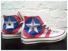 Captain America Chukc's !