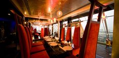 Restaurants in Dubai – The Noble House. Hg2Dubai.com.