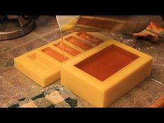Unique Process of Herman's Honeycomb - YouTube