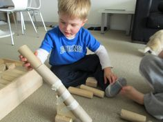 Boy Mama Teacher Mama: Toilet Paper Tube Marble Run