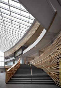 the-design-nerd: Interior detail of the BP Rotterdam Refinery Office