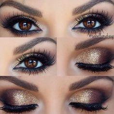 Gorgeous Eyeshadow #Beauty #Trusper #Tip