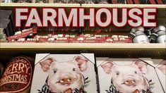 Hobby Lobby Christmas Decor 2020  ❄  Farmhouse  Christmas #HOBBYLOBBY Christmas Shopping, Christmas Home, Hobby Lobby Decor, Hobby Lobby Christmas, Farm Art, Home Decor Items, Decorative Items, Christmas Decorations, Farmhouse