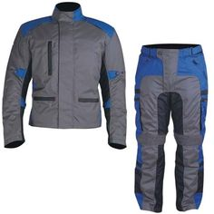 Made to Measure Custom Textile Cordura Adventure Touring Motorcycle Jacket and Pants - Motorcycle Jackets - Apparel & Accessories