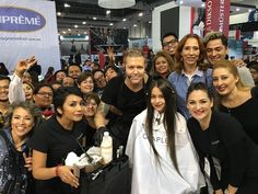 Flashback! We love you Mexico! It's been an amazing past couple of days here at the launch of Olaplex Mexico- were so happy to feel the good energy here from you all! Come see @colorbychadkenyon work his magic during @expobeautyshow- were here today and tomorrow until 7 pm in beautiful Mexico City at Centro Banamex! 🇲🇽🎉 #olaplex #teamolaplex #olaplexmx #balayage #ebs2015