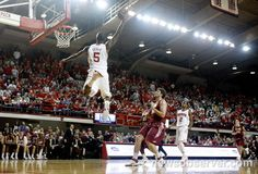 Great dunk!  Fly away!