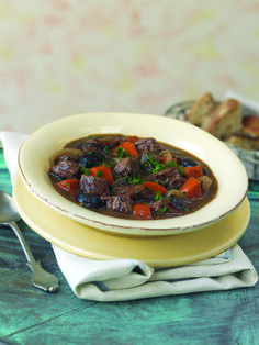 Find out how to make Slow-Cooker American Lamb and Fig Stew