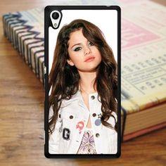 Selena Gomez Casual Style Sony Experia Z4 Case