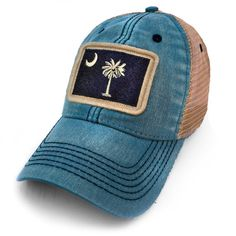 896ce8b3cbd04 SIG SAUER Trucker Hat with Patch. See more. The Great State of South  Carolina flag cap! Designed by our staff in New Bern