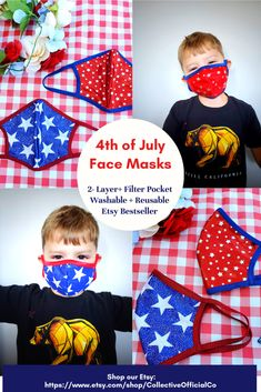 Mens Face Mask, Face Masks, Spandex Material, Spandex Fabric, Female Mask, 4th Of July Decorations, Vacation Bible School, Colored Hair, Fourth Of July