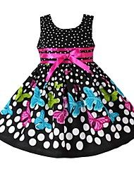 Girls Fashion Dot Butterfly Two Layers Party Page... – MXN $ 280.00