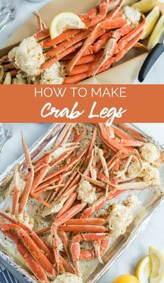 These snow crab legs are so easy to make. Once you learn how to make snow crab legs, you'll never go out to a restaurant for them again. via @familyfresh Fish Recipes, Seafood Recipes, Healthy Recipes, Delicious Recipes, Chicken Recipes, Dinner Recipes, Steamed Crab Legs, Family Fresh Meals, Family Recipes