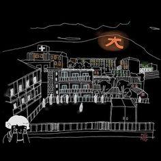 (クレジット:お盆祭り、プーさんの写真から。。)今私はチェンマイにいて、京都へ行きたい!いますぐす〜