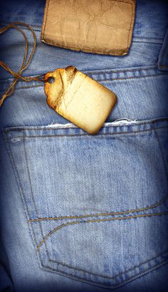 stock.xchng - Jeans with tag (stock photo by ba1969) [id: 1210461]