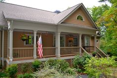 Vacation Home Cabin & Lodge | Chatham Design Group