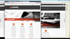 틀 FRAMEWORK DIGITAL website - modern, informative, professional - accordingly to initial plan frameworkdigital.co.uk #webdesign #aylesbury