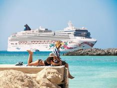 """Enjoy the Freestyle ship life along with the scenery of the islands.you are in charge.Let's Go"""" Norwegian Cruise Line Call Your Travel Professional today. Norwegian Cruise Line, Cruise Travel, Cruise Vacation, Miami, Cruise Reviews, Family Cruise, Best Cruise, Vacation Deals, Caribbean Cruise"""