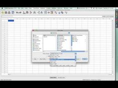 Importing Data from Excel to SPSS/PASW