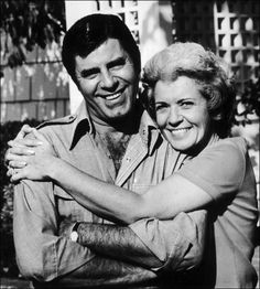 1973 - Jerry Lewis (47 years old) and his former wife Patti <3 <3 <3 <3