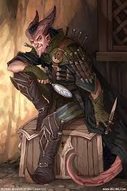 Image result for Planescape Tiefling
